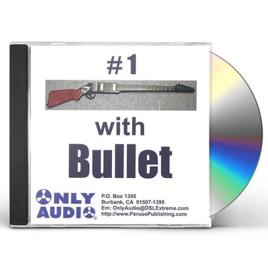 1 WITH BULLET CD