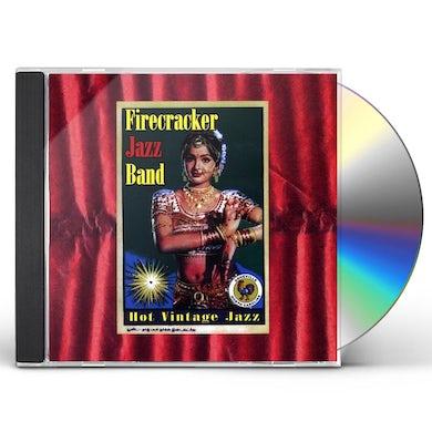 Firecracker Jazz Band HOT VINTAGE JAZZ CD