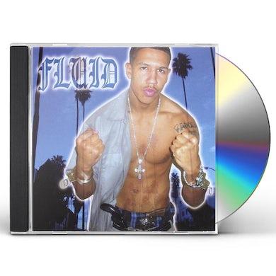 Fluid BLOOD WEAT & TEAR CD