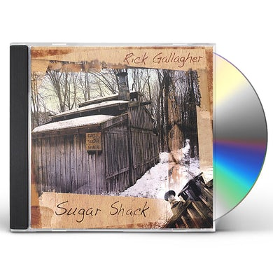 Rick Gallagher SUGAR SHACK CD