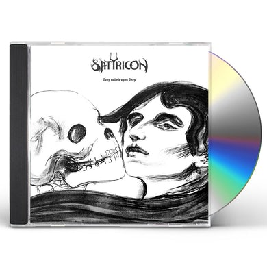 Satyricon DEEP CALLETH UPON DEEP CD