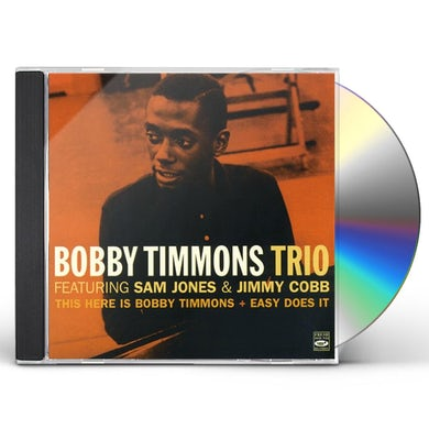 THIS HERE BOBBY TIMMONS / EASY DOES IT CD