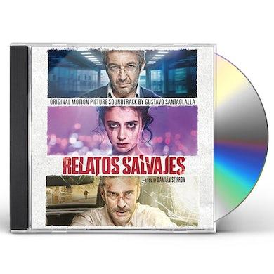 GUSTAVO SANTAOLALLA LES NOUVEAUX SAUVAGES / Original Soundtrack CD