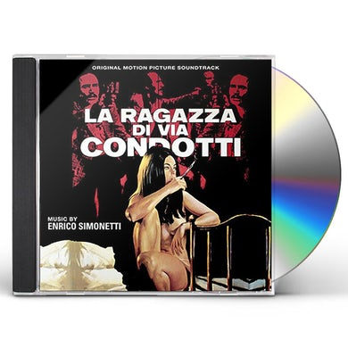 Enrico Simonetti MEURTRES A ROME / Original Soundtrack CD