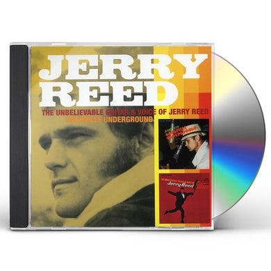 UNBELIEVABLE VOICE & GUITAR OF JERRY REED CD