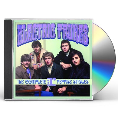 Electric Prunes COMPLETE REPRISE SINGLES CD