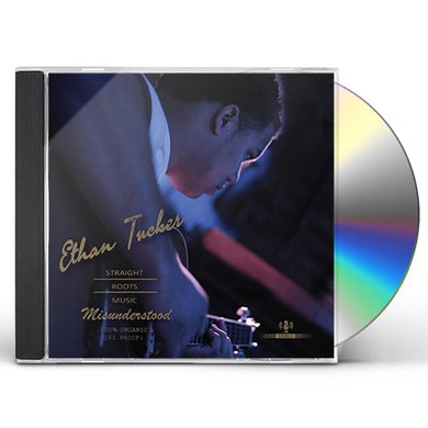 Ethan Tucker MISUNDERSTOOD CD