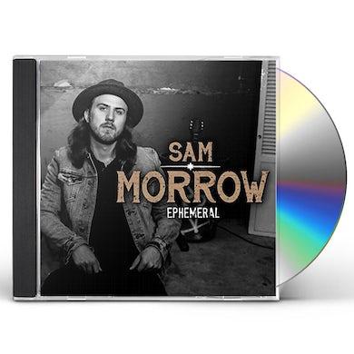 Sam Morrow EPHEMERAL CD