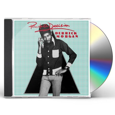 Derrick Morgan PEOPLE DECISION CD