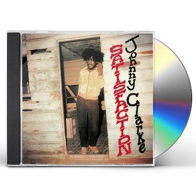 Johnny Clarke SATISFACTION CD
