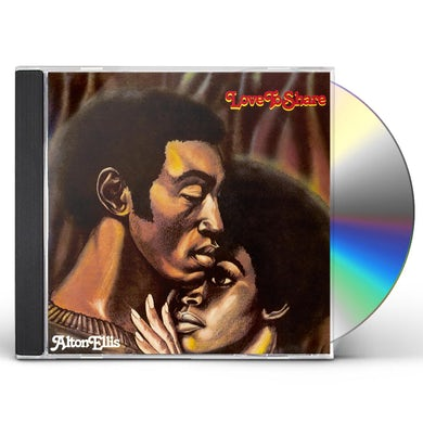 Alton Ellis LOVE TO SHARE CD