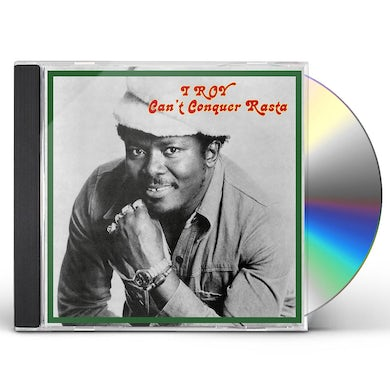 I Roy CAN'T CONQUER RASTA CD
