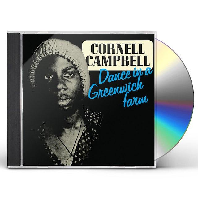 Cornell Campbell DANCE IN A GREENWICH FARM CD