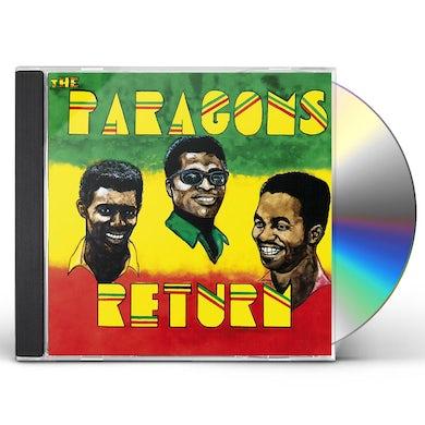 The Paragons RETURN CD
