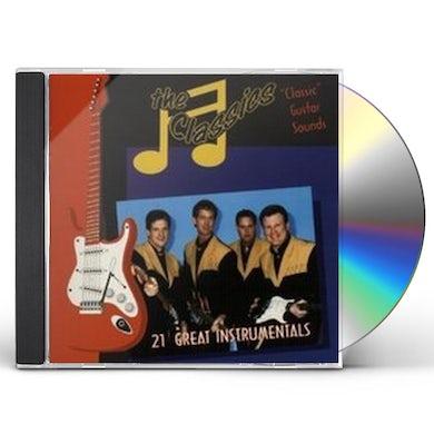 The Classics 21 GREAT INSTRUMENTALS CD