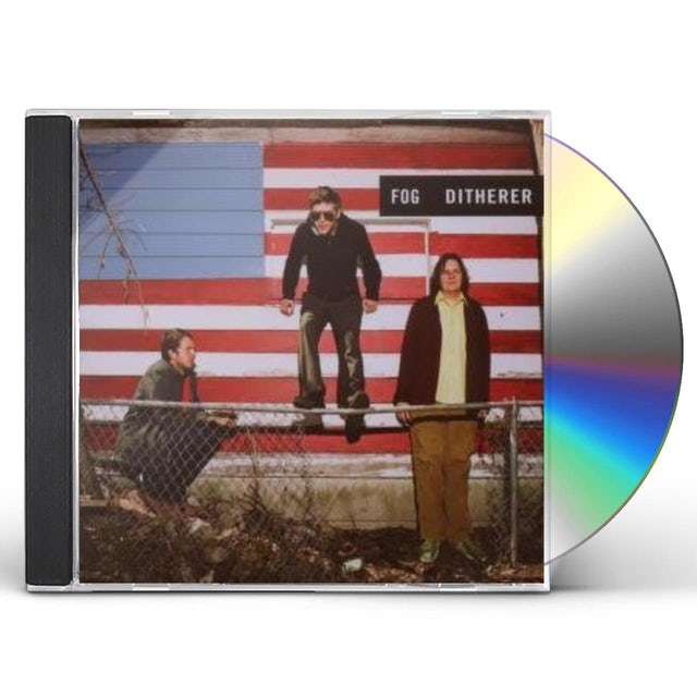 Fog DITHERER CD
