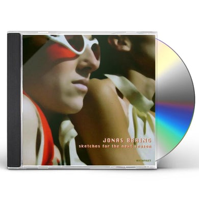 Jonas Bering SKETCHES FOR THE NEXT SEASON CD