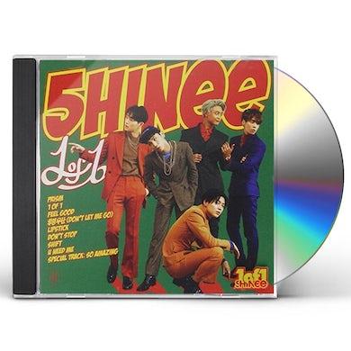 SHINee 1 OF 1 CD
