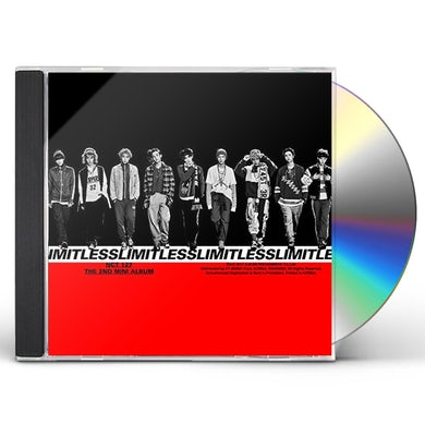 NCT 127 LIMITLESS CD