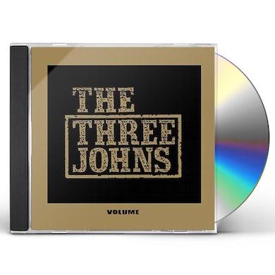 Three Johns VOLUME CD