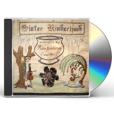 Rasputina SISTER KINDERHOOK CD