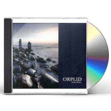 FRUHE WERKE CD