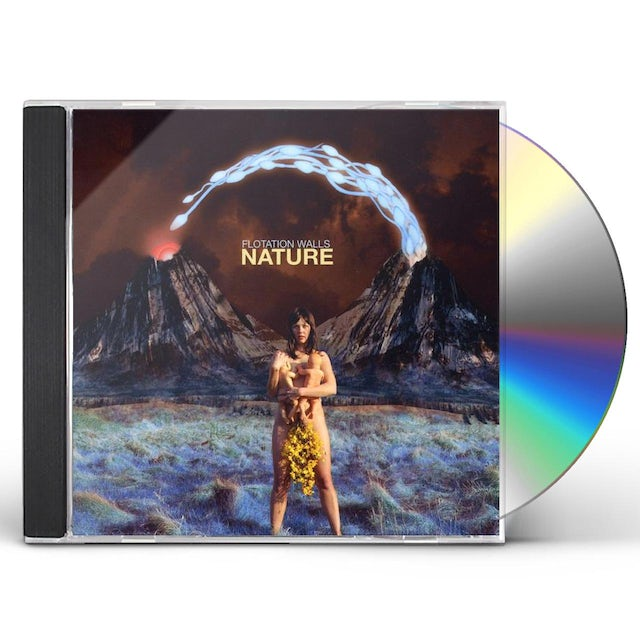 Flotation Walls NATURE CD