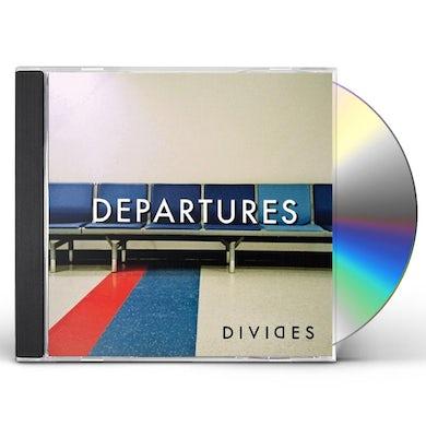 Divides DEPARTURES CD