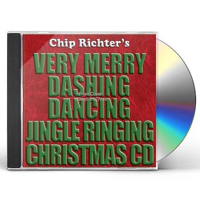 CHIP RICHTER'S VERY MERRY DASHING DANCING JINGLE R CD