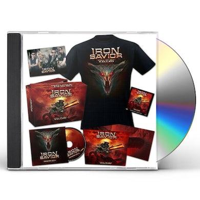 Iron Savior KILL OR GET KILLED (L) CD