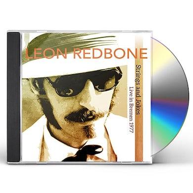 Leon Redbone STRINGS & JOKES LIVE IN BREMEN 1977 CD