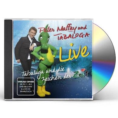 Peter Maffay TABALUGA & DIE ZEICHEN DER ZEIT: LIVE CD