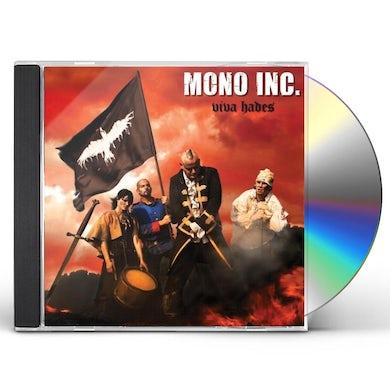 Mono Inc. VIVA HADES CD