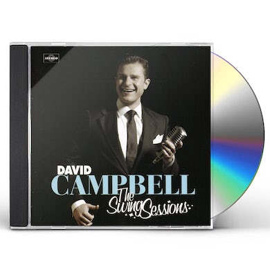 David Campbell SWING SESSIONS CD