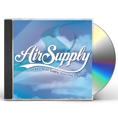 LOST IN LOVE: THE BEST OF AIR SUPPLY CD
