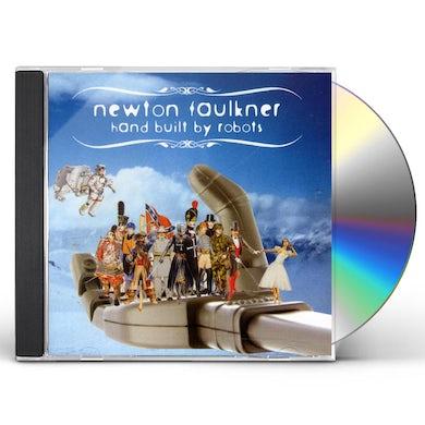 Newton Faulkner HAND BUILT BY ROBOTS CD