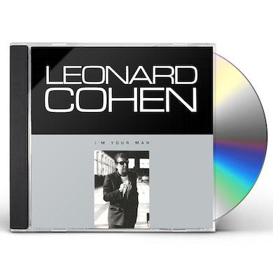 Leonard Cohen I'M YOUR MAN CD