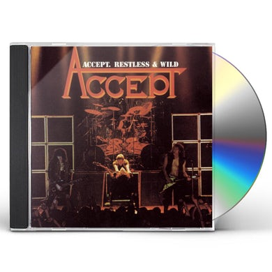 Accept RESTLESS & WILD CD