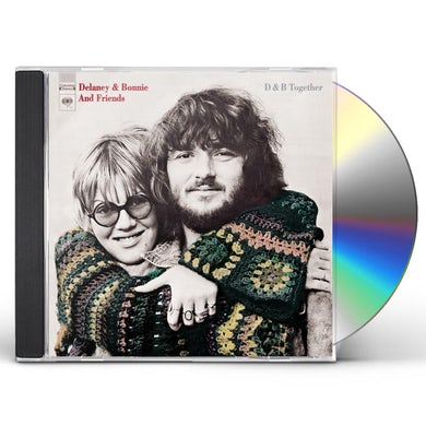 Delaney & Bonnie D & B TOGETHER CD