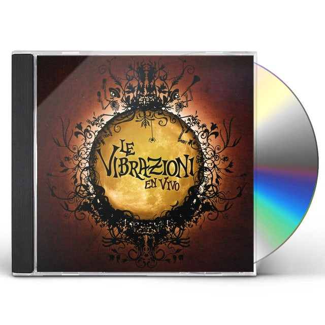 Le Vibrazioni EN VIVO CD