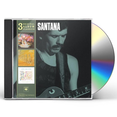 Santana ORIGINAL ALBUM CLASSICS CD