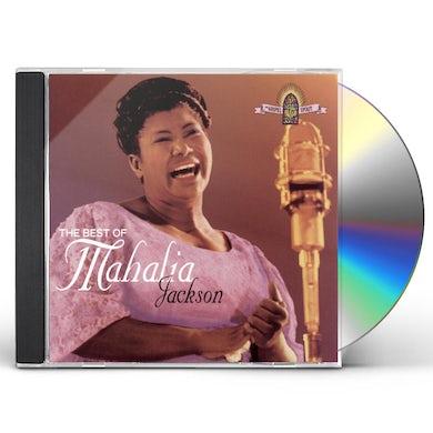 BEST OF MAHALIA JACKSON CD