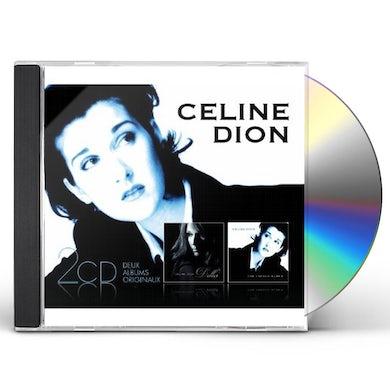 Celine Dion D'EUX / D'ELLES CD