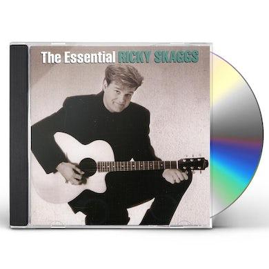 ESSENTIAL RICKY SKAGGS CD
