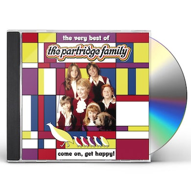 COME ON GET HAPPY: VERY BEST OF CD