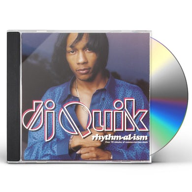 Dj Quik RHYTHM-AL-ISM CD