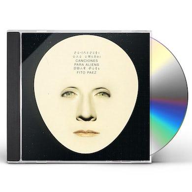 Fito Paez CANCIONES PARA ALIENS CD