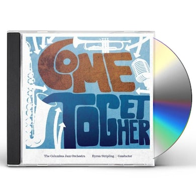 Columbus Jazz Orchestra COME TOGETHER CD