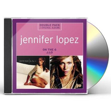 Jennifer Lopez ON THE 6/J.LO CD