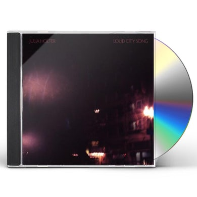 Julia Holter LOUD CITY SONG CD